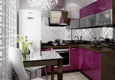 "Кухня ""Crimson"""
